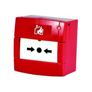 Analogās ugunsdzēsības trauksmes pogas