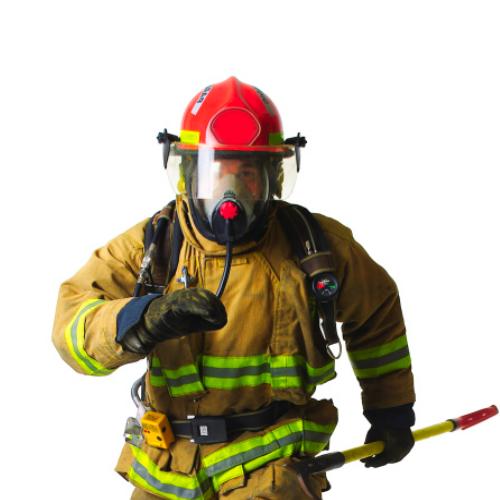 Пожарным-спасателям