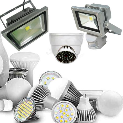 LED piederumi un aksesuāri