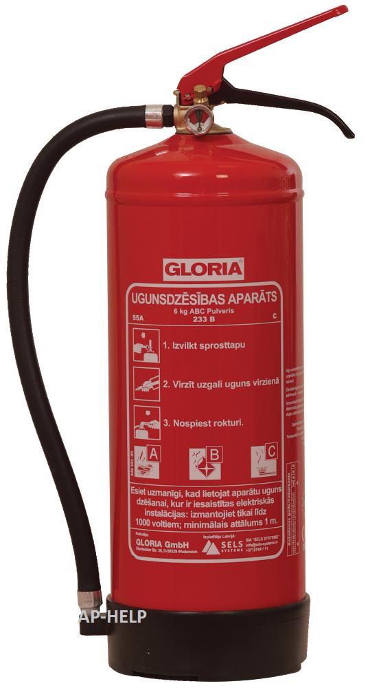 Gloria upa-6
