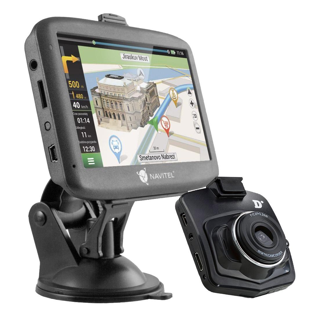 Mobīlie DVR (GPS Navigācija)