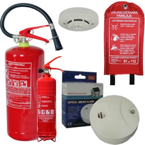 Пожарная безопасность в вашем доме и офисе