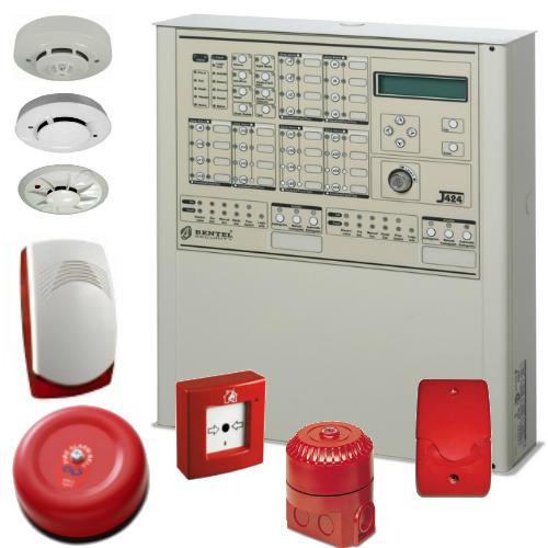 Системы Пожарной безопастности